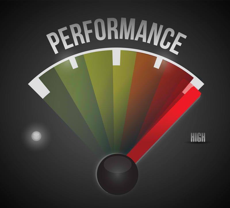 high performance landing page