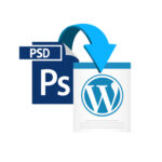 The PSD to WordPress Conversion Process