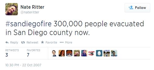 san diego fire hashtag