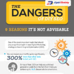 The Dangers of DIY SEO – 8 Reasons It's Not Advisable (Infographic)