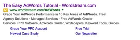 content promotion google adwords