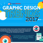 The Top 8 Graphic Design Trends in 2017 (Infographic)