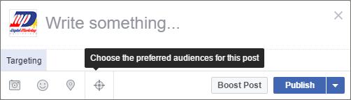 preffered audience targeting