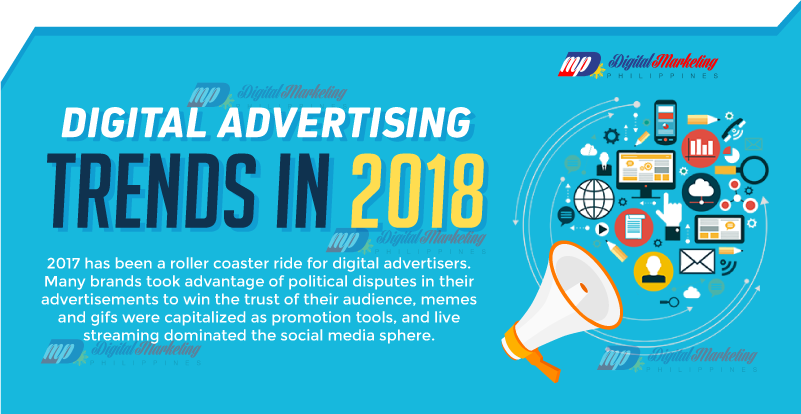 Digital Advertising Trends in 2018