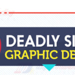 10 Deadly Sins of Graphic Design (Infographic)