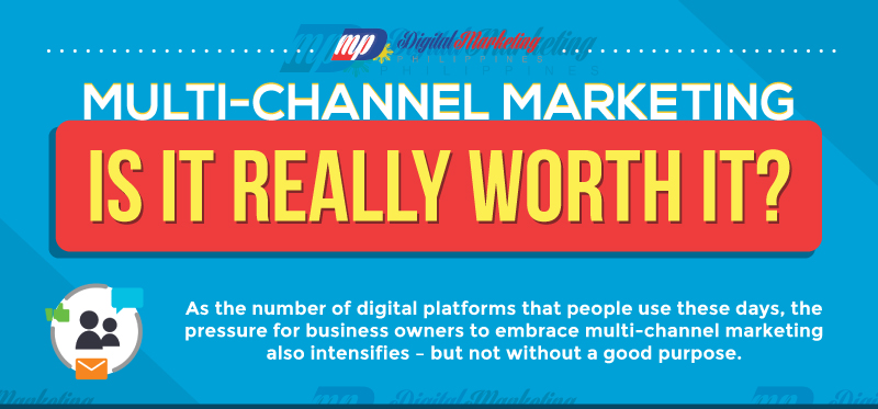 Multi-Channel Marketing – Is It Really Worth It