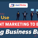 How to Use Content Marketing to Build a Strong Business Brand? (Infographic)